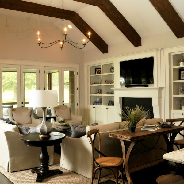 Sipple Homes-Living Room