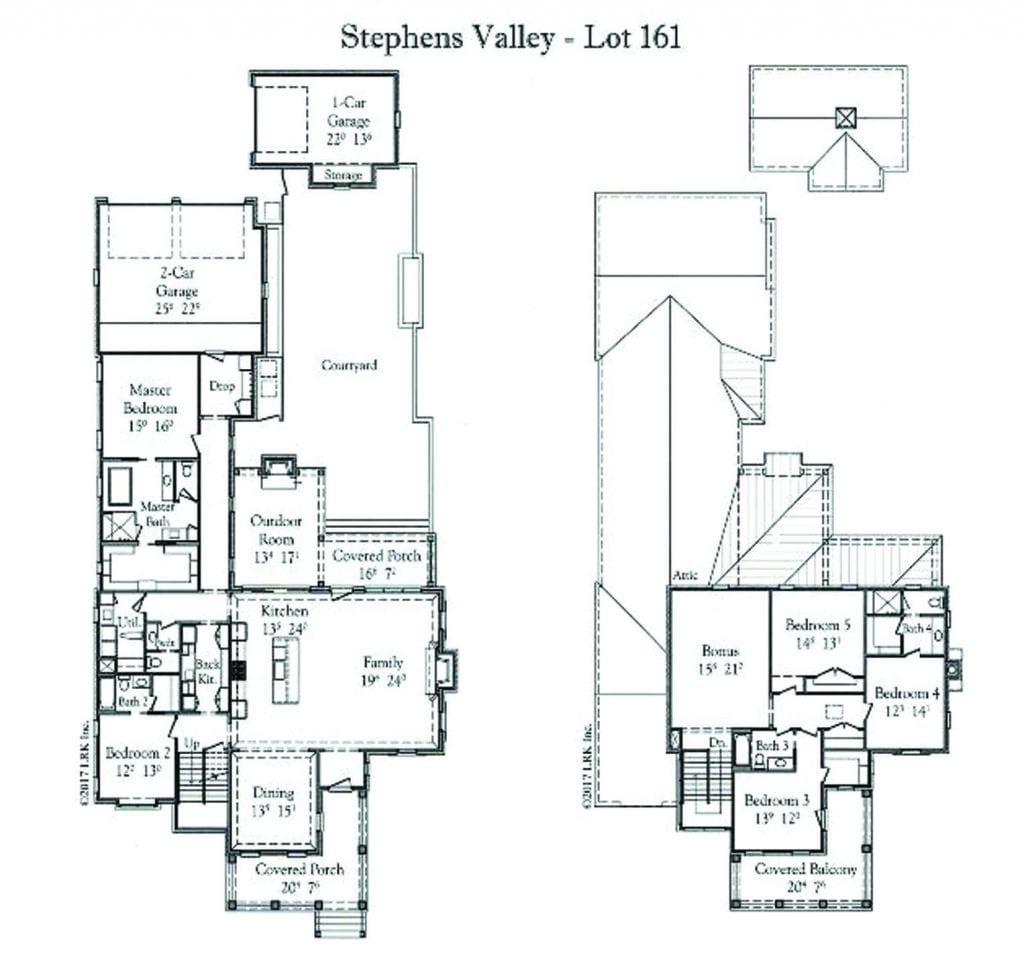 sipple lot 161 Floorplan