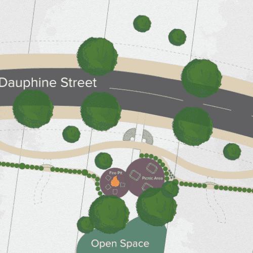 Dauphine Park